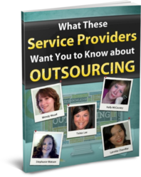 online service providers share their outsourcing tips
