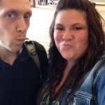 justin popovic tishia lee duck lips exposure and profit 2014 event